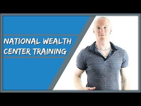 National Wealth Center Training – How To Maximize The National Wealth Center Compensation Plan