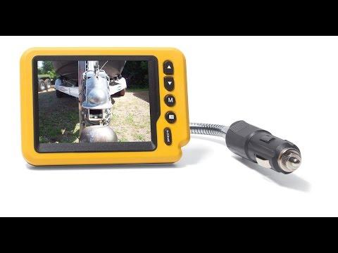 iBallhitchcamcom  iBall Wireless Trailer Hitch Camera