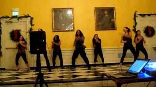 Candela Hip Hop at Harvard Fuerza Latina