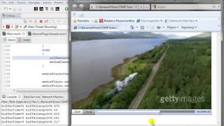 Adobe Flash Builder - 1.17 OSMF - Carregando Arquivo SMIL.mp4