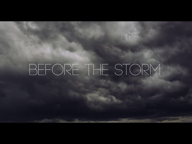 Florida Hurricane Season 2018 - Before The Storm