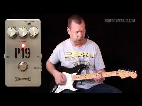 Skreddy Pedals: P19 - Strat to HIWATT UK Custom 50