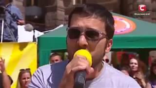Джонибек Муродов - Караоке на майдане (Телеканал СТБ, Украина)