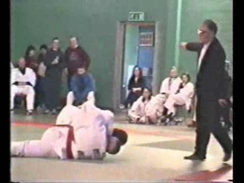 Andy Ryan Galway Judo Open 1999