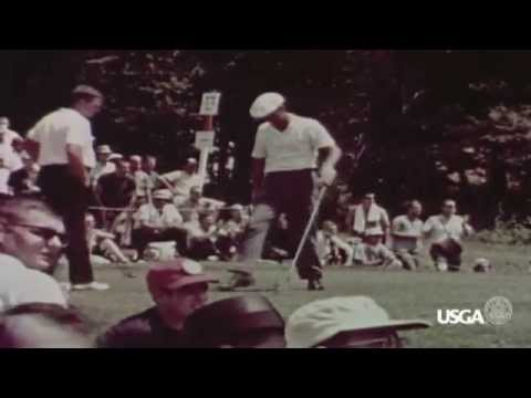 The 1964 U.S. Open- Ken Venturi Prevails