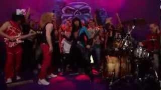 RPM e Balance Van Halen cover no Rocka Rolla da MTV.