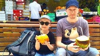 Утром ПОЖАР днем ДТП вечером САМОЛЕТ Последний день в ДУБАЙ Семейные приключения и развлечения в ОАЭ