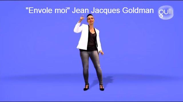 envole moi de jean jacques goldman interpr t e par no mie saison 2 youtube. Black Bedroom Furniture Sets. Home Design Ideas