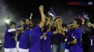 FCQ UJED Campeón del torneo ADELD