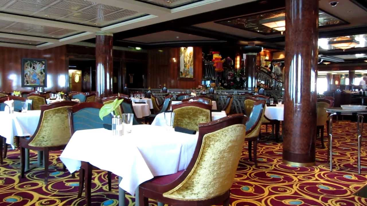 Grand Pacific Dining Room Deck 6 Norwegian Jade Cruise Line
