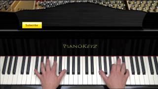 Payphone - Maroon 5 ft. Wiz Khalifa Piano Cover by Ryan Jones [Ballin