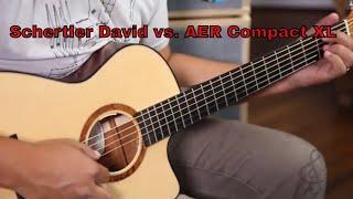 Schertler David 1st video