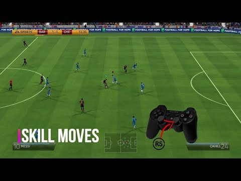 How To Fix Right Analog Stick(RS) of any Gamepad  for FIFA 14/15/16/17/18  !