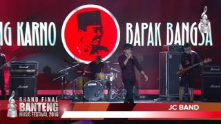 Download Video Grand Final Banteng Music Festival 2016 JC Band MP3 3GP MP4