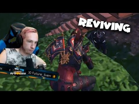 HE WAS A VERY OPTIMISTIC PLAYER!!! Fortnite Battle Royale Gameplay - Svennoss