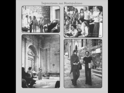 Jenny Abel: Hans Werner Henze Solo Sonate aus PODIUM WOW-01