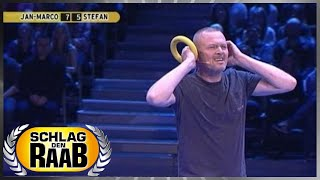 Ringtennis | Raab vs. Jan-Marco | Spiel 2 | Schlag den Raab