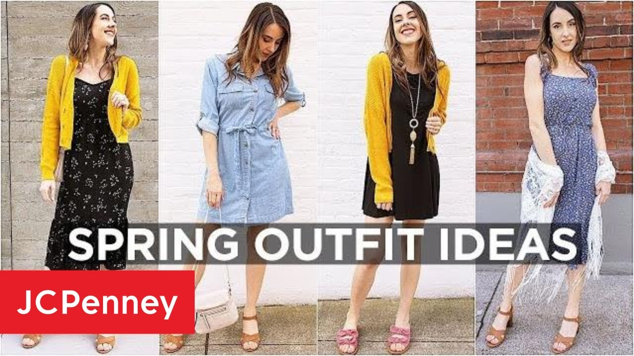 b3785843c3d0 4 Outfit Ideas for Spring with Naturally Brittany