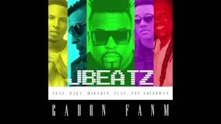 Download JBEATZ- GADON FANM Feat. Baky, Mikaben, Flav Top Adlerman MP3 song and Music Video