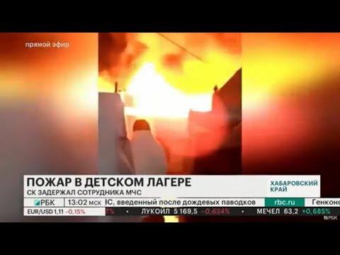 Трагедия в лагере под Хабаровском. Дело о халатности Эдуарда Новгородцева.