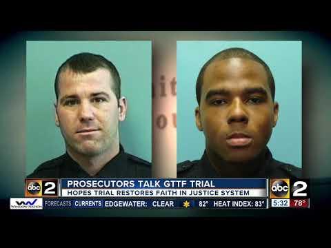 Prosecutors talk corruption and justice in GTTF case