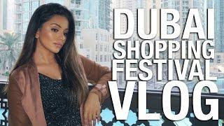 Dubai Shopping Festival 2017 VLOG