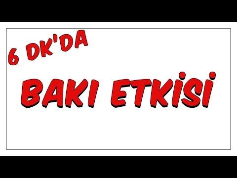 6dk'da BAKI ETKISI