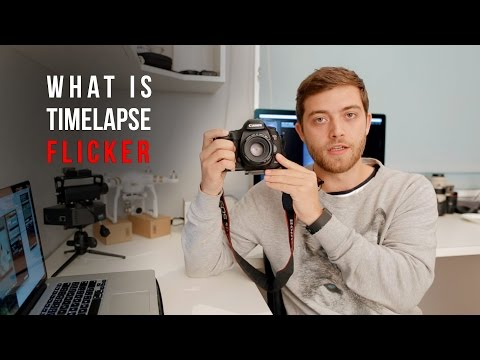 What is timelapse flicker and how do I fix it? Lens twist method. - @matjoez