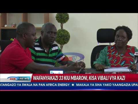 Waziri Ndalichako afumua madudu ya wafanyakazi wasio na vibali Kampala International University