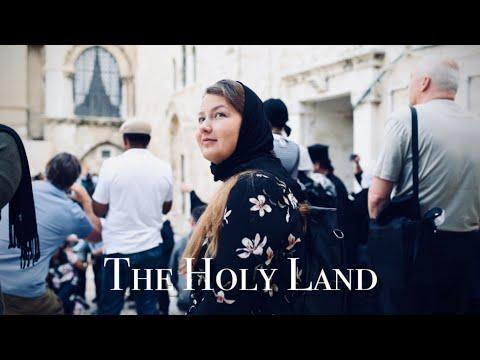 ORTHODOX CHRISTIANS VISIT THE HOLY LAND | The Holy Land Pilgrimage