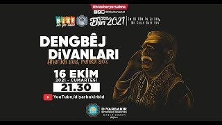Feqiyê Teyran Kültür Sanat Sezonu Dengbêj Divanları (1. Bölüm)
