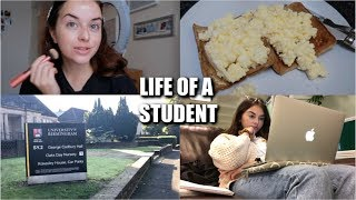 THE LIFE OF A THIRD YEAR STUDENT | UNIVERSITY OF BIRMINGHAM