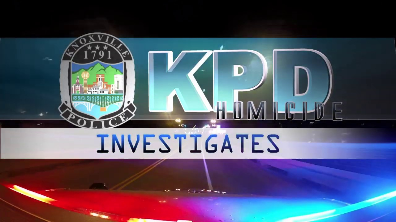 Unsolved Murder Cases - City of Knoxville