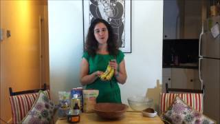 Healthy Oatmeal Banana Cookie Recipe