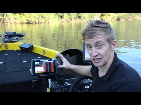 BLA – Humminbird – HELIX 7 review with Oli from Humminbird Pro Store, Australian Bass Angler