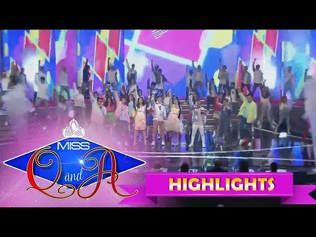 It's Showtime Miss Q & A Grand Finals: It's Showtime family entertains the madlang people