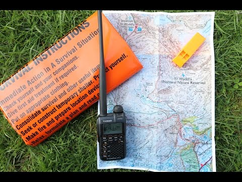 Summits on the Air (SOTA) Presentation
