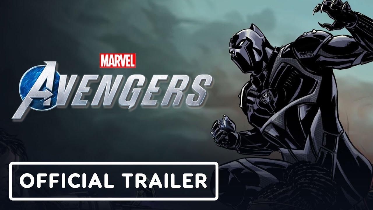 Download Marvel's Avengers: War for Wakanda - Official Children of T'Chaka Trailer