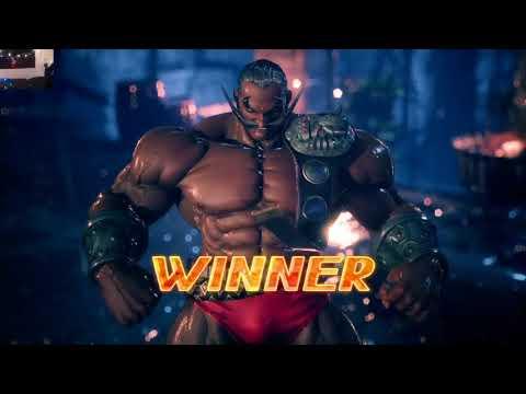 Fighting EX Layer Beta: Darun Online MP pt17 - Darun Mirror (final)