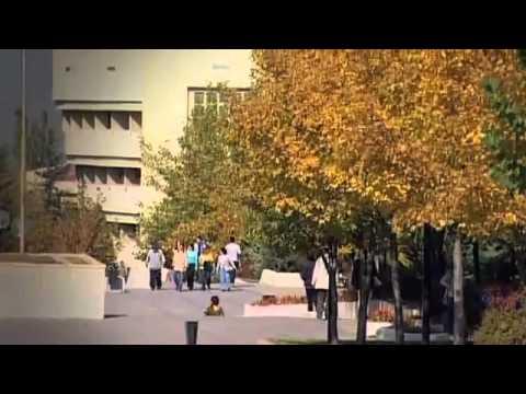 Scenes from Bilkent University, Turkey