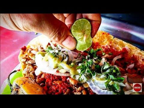 MEXICAN STREET FOOD IS ADDICTIVE 2018