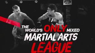Professional Fighters League Announces World's Only Mixed Martial Arts League