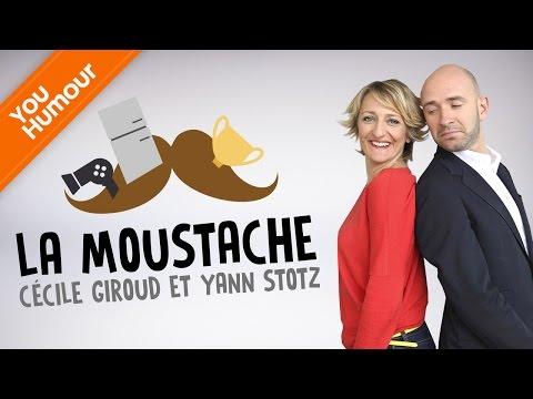 CECILE GIROUD & YANN STOTZ - La Moustache
