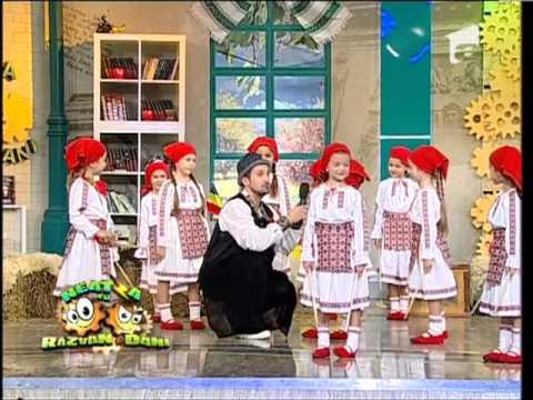 Copiii de la Bucharest Sport Club şi tradiţia