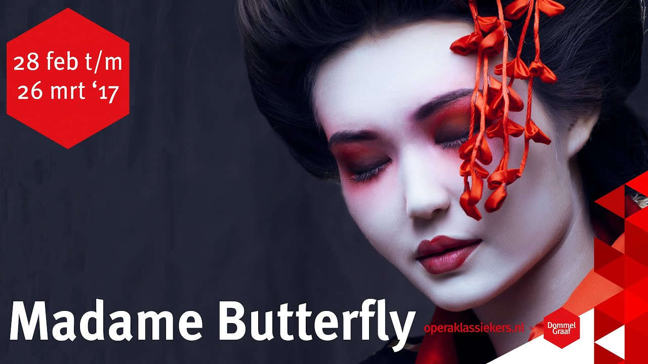 Madame Butterfly: Pre-Promo Madame Butterfly