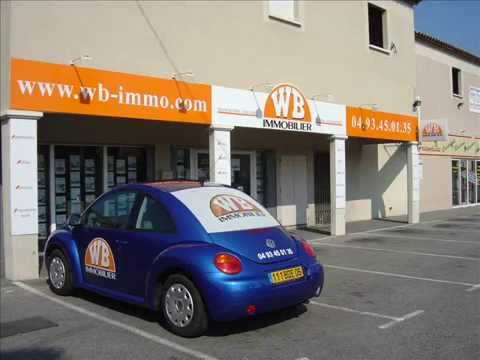 Agence WB Immobilier - toutes transactions - gestion - location