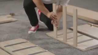 Как собрать комод БРВ(http://www.brwland.com.ua/ Мебель БРВ. Мебель Black Red White и Gerbor предназначена для самостоятельной сборки. Комплектуется..., 2013-01-18T08:41:01.000Z)