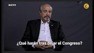 Integrantes del Congreso disuelto: ¿Qué harán tras salir del parlamento?