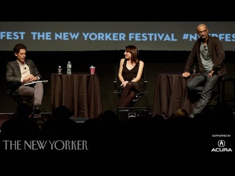 Junot Díaz and Karen Russell onwriting short stories - The N