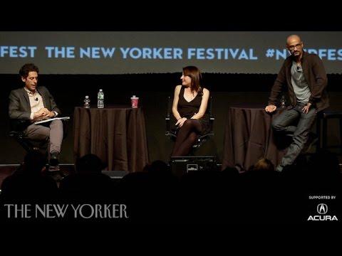 Junot Díaz and Karen Russell onwriting short stories - The New Yorker Festival